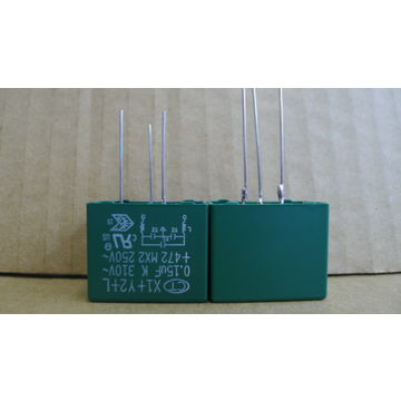 X1+Y2+L Class Capacitor