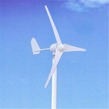 China Small wind turbine 400w on Global Sources
