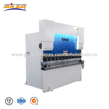 China Hydraulic 1-4mm sheet metal plate bending machine on