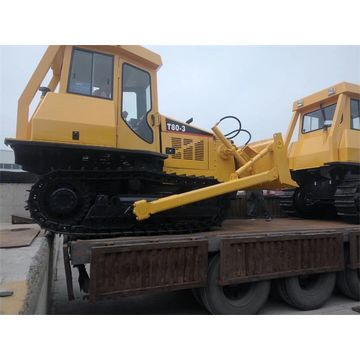 China Mini bulldozer, YTO 100hp small track tractor