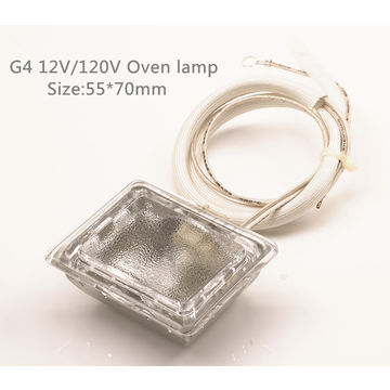 Pleasant China Oven Lamp 55 70Mm G4 12V 10W Bulb 550 Lens Ceramics Wiring Cloud Tziciuggs Outletorg