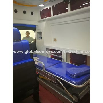 China Refitted ambulance ,OEM/ODM ,ISO certification with