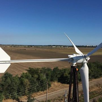 China 3kw Wind generator turbine on Global Sources