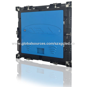 China Flexible LED matrix display panel, 32x32 RGB P6 SMD