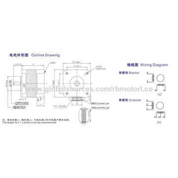 Swell China Micro Motor 0 9 Degree Nema17 Stepper Motor Ce Approved And Wiring Cloud Oideiuggs Outletorg