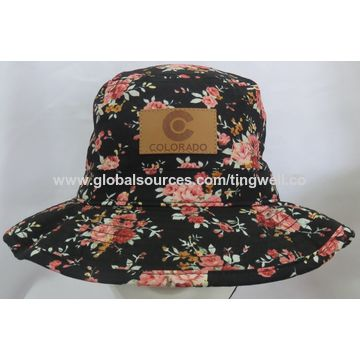 da566e157f1 ... China TW192015 bucket hats