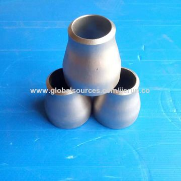 China 3-inch welded stainless steel pipe reducer on Global