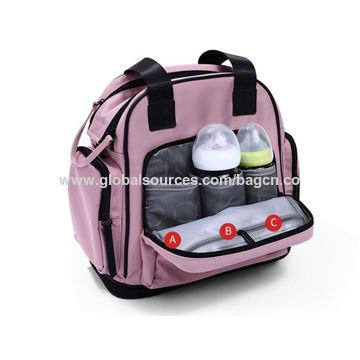 f26542f938f14 ... China Large Diaper Tote Stylish for Mom and Dad Convertible Travel Baby  Bag for Boys and ...