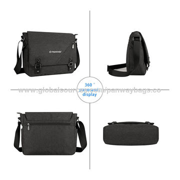 China Stylish Trend College School Bag Messenger Crossbody