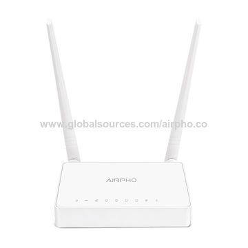 China Wireless Modem WiFi ADSL Router, Home WiFi Router on Global