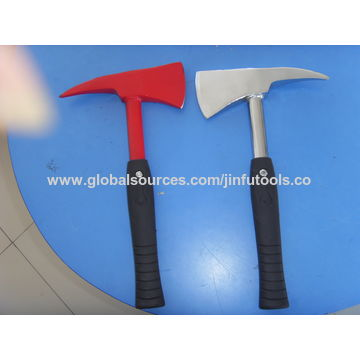 China Little pick head axe 700g fire axe with steel tube