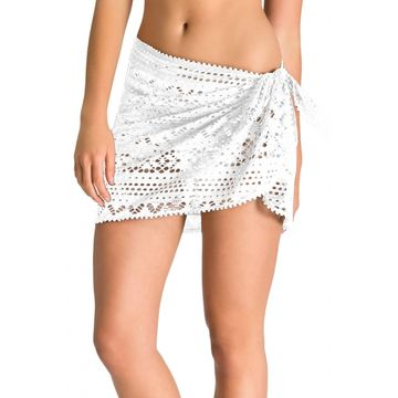 a44b0d5a91 China Women Stylish Crochet Swimwear Sarong Cover up Beach Dress on ...