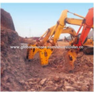 China Breaking Side type Hammer, Komatsu excavator