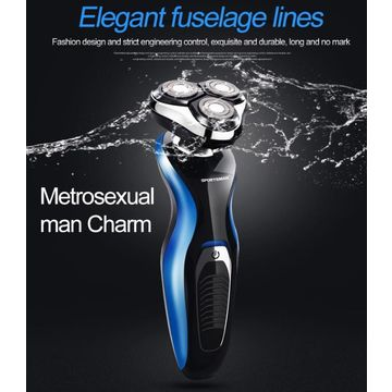 China High Quality Rotary Triple Head Electric Men Shaver On Global