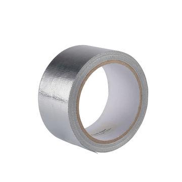 China Heavy Duty Silver Fiberglass Cloth Insulation