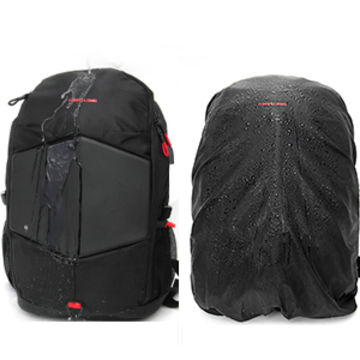 ... China 17-17.3 Inch Gaming Backpack with USB Charger Port Rain Cover  Motorcycle Polyester laptop ... 50a47338e47b9