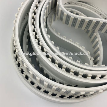 China Timing belts of Industrial polyurethane PU belt with