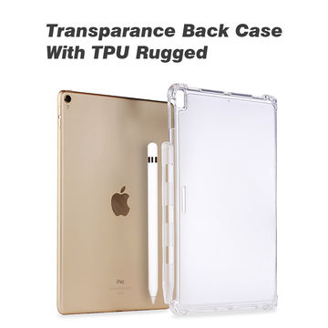 info for a439c c761f China Tablet plastic cover, clear case for iPad 10.5