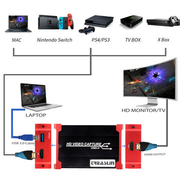 China Came Capture Device USB 3 0 Video Capture Card for