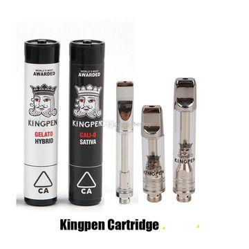 China Kingpen CBD atomizer, cartridge, cartomizer, 1 0ml