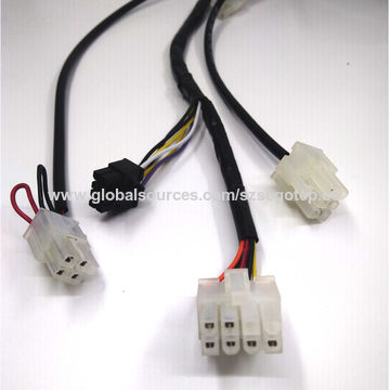 China OEM ODM Customize Auto Wire Harness Automotive Wiring harness on