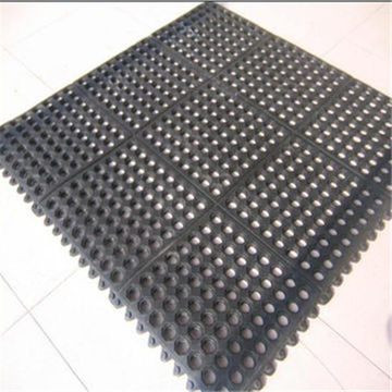... China Anti Fatigue Mats Rubber Sheet Kitchen Rubber Floor Mat Rubber  Floor/mat ...
