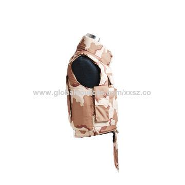 China Full body armor NIJ IIIA Kevlar Bulletproof vests