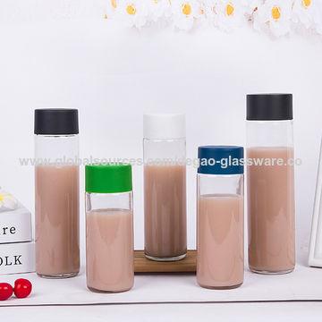 China Empty voss water glass bottle wholesale 250ml 300ml