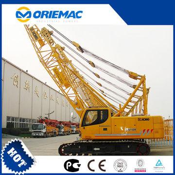 China Crawler Crane for XCM 55 Tons Mini Hydraulic Crane