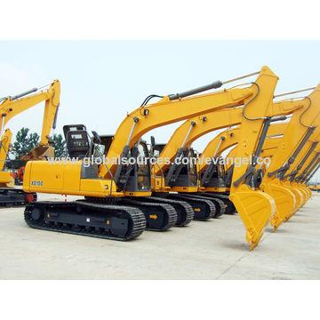 23522b7c6 China Excavator for XCM 15-ton 0.6/m3 Bucket Hydraulic Crawler ...