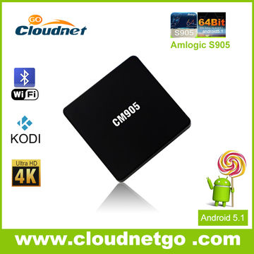 China Cloudnetgo A53 Cortex Amlog octa Core S905 Root Access