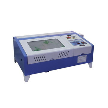 China High Quality CO2 Small Size Laser Engraving Cutting