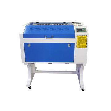 China 60*40 Cm 50W 60W 80W CO2 Laser Engraver Cutter Machine