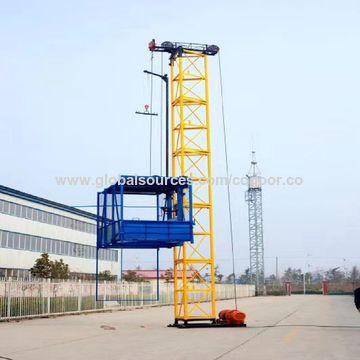 China SS120 24m Liting Height cheap Construction Hoist