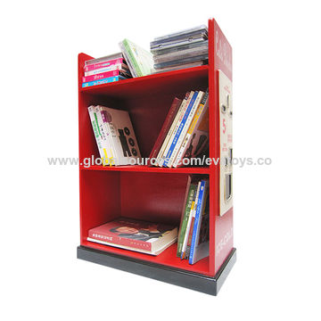 China New Design Home Furniture Wooden Book Cabinet W08c226