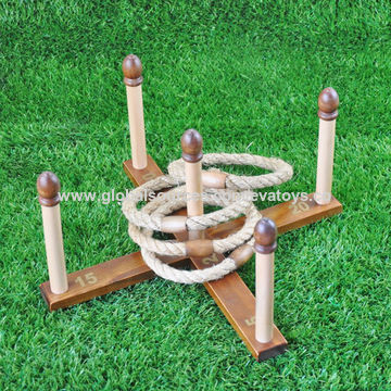 China Top Fashionable Outdoor Entertainment Bean Bag Toss Wooden