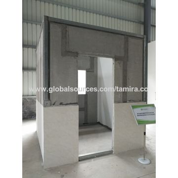 China Lightweight partition wall board, Prefabricated house