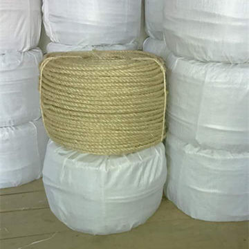 China Jute rope 5 mm 6mm 8mm colored manila jump with custom