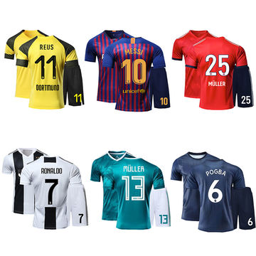 on sale ce416 69281 China Wholesale Thailand Quality Soccer Jersey Soccer ...