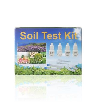 China Soil Test Kit Lawn Flower Plant Test Garden Tester Ph