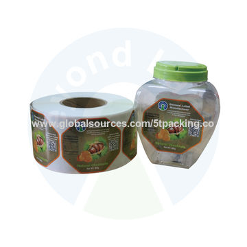 China Wholesale-Custom-Product-roll-label-stickers-printing