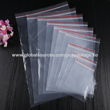 China Waterproof Customized Lightweight Clear Poly