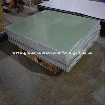 China G10/FR4 epoxy sheet, also known as insulation sheet