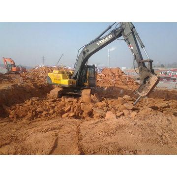China Excavator attachment hydraulic rock breaker for all