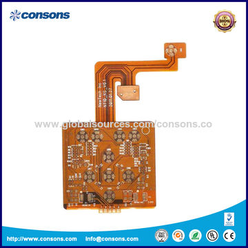 China Medical FPC, 2-layer Flexible Printed Circuit PCB Factory on