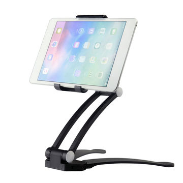 China 3 in 1 Adjustable Foldable Wall Tablet Mount Stand for ...