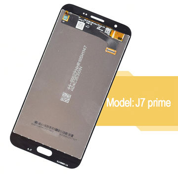 China Mobile Phone LCD Display For SAMSUNG Galaxy J7 prime