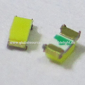 China 0402 package SMD SMT LED Bulbs Super Bright LED 0 45mm