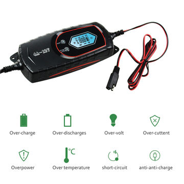 How To Charge A Car Battery Without A Charger >> China Car Battery Charger 4 Amp 6 12v Fully Automatic Battery
