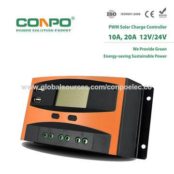 China TK30DU-30A,12V/24V Auto PWM Solar Charge Controller